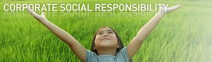 CSR Corporate Social Resonsibility Hållbarhet